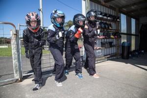 Go-Kart Riders