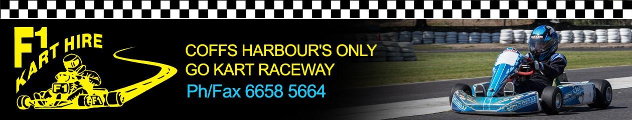 F1 Kart Hire